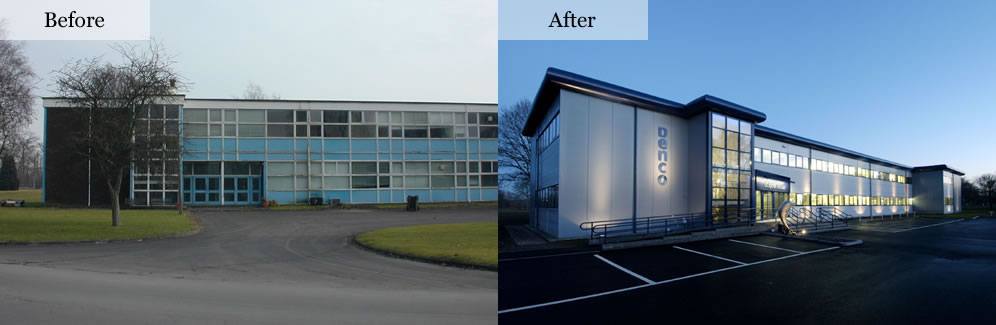 Commercial Refurbishment: Denco