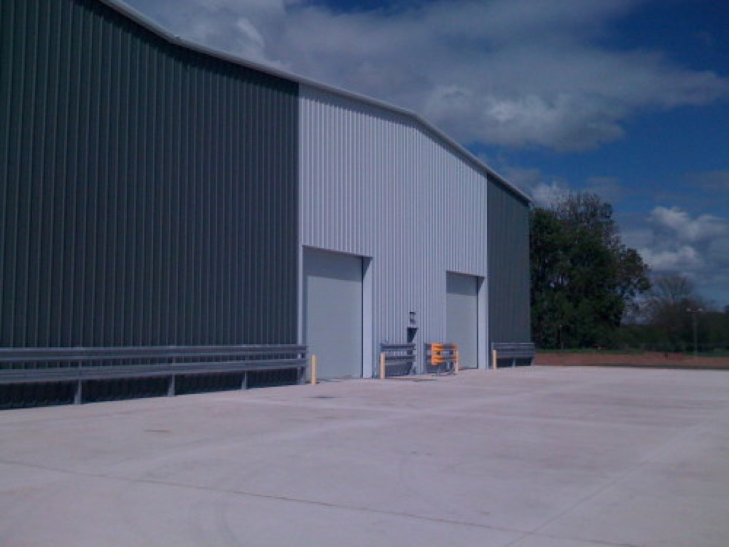 M&M Direct Moreton on Lugg Hereford   DPS Architects